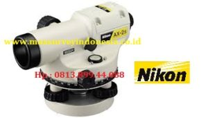 Jual waterpass Nikon Ax-2s