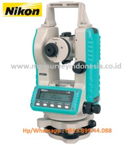 Jual Theodolite Digital Nikon NE-100